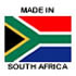 Proudly manufactured in Stellenbosch, South Africa